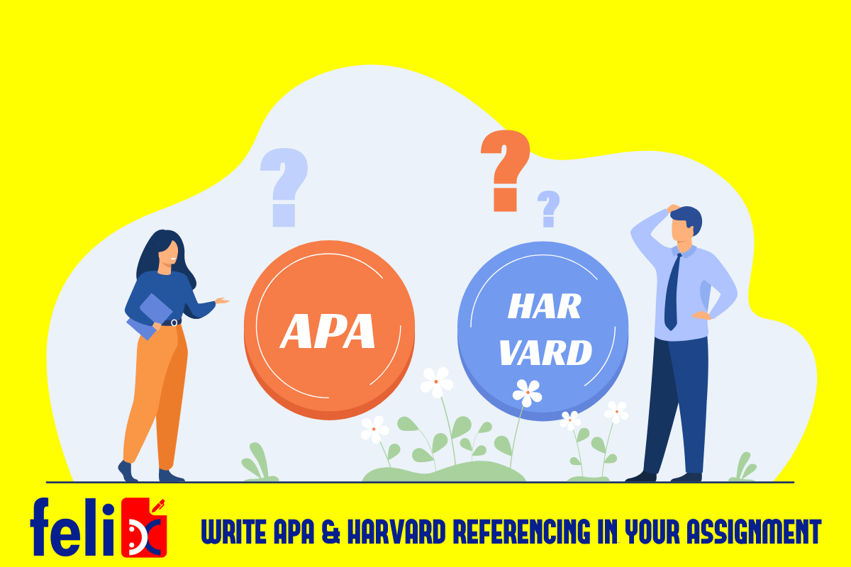 How to write APA & HARVARD refencing in your assignment?